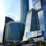 Москва-Сити — Москва 08/2011